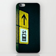 Platform iPhone & iPod Skin