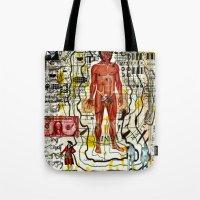 Alien Abduction: Toshiro… Tote Bag