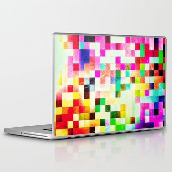 GROWN UP PIXELS Laptop & iPad Skin