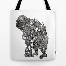 Not so Bigfoot Tote Bag