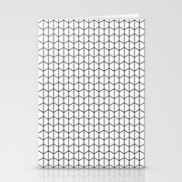 Geometrix 01 Stationery Cards