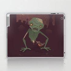 Sickly Zombie Laptop & iPad Skin