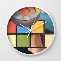 Subheading Flux Wall Clock