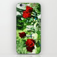 Symbolic Beauty iPhone & iPod Skin