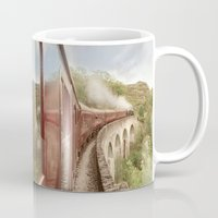 Full Steam Ahead Mug