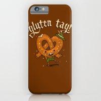 Gluten Tag iPhone 6 Slim Case