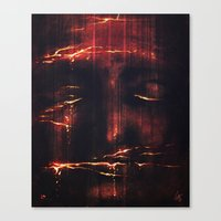 Red II Canvas Print