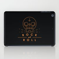 Rock & Roll iPad Case