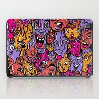 Face Melter iPad Case