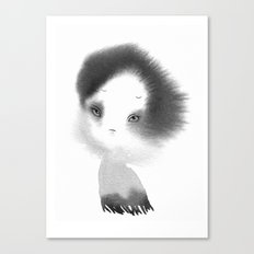 little gost Canvas Print