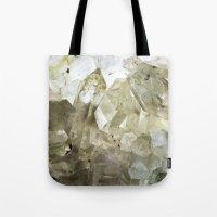 Crystalline Tote Bag