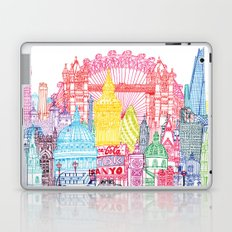 London Towers Laptop & iPad Skin