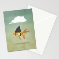 Brilliant DISGUISE - UNDER A CLOUD Stationery Cards