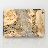 Stream of Bubbles iPad Case