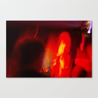 The Funhouse, Seattle Canvas Print
