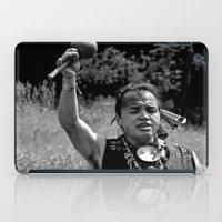 A Warrior's Song iPad Case