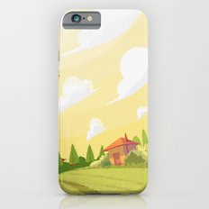 Campagne ensoleillée / Sunny countryside iPhone 6 Slim Case