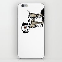Dalmationator iPhone & iPod Skin