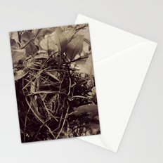 Inside the garden Stationery Cards
