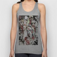 Degeneration. Unisex Tank Top