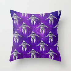 """Stratos""  Throw Pillow"