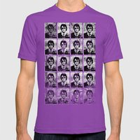 Elvis 2 Mens Fitted Tee Ultraviolet SMALL