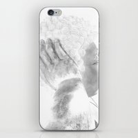 ZEN PLACES (left Side) iPhone & iPod Skin