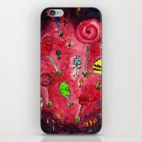 Candy Wonderland. iPhone & iPod Skin