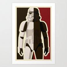 Troopers Art Print