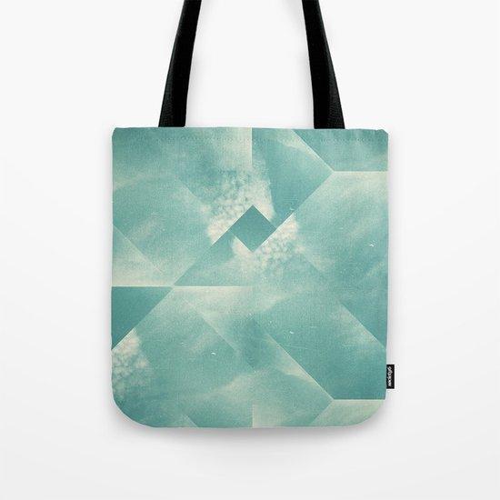 sky for walk Tote Bag