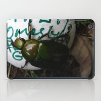 The Beetle. [INSECTS] [G… iPad Case