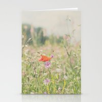 Wild Flowers ...  Stationery Cards