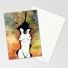 the seduction (2) Stationery Cards