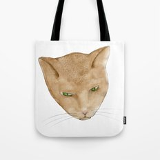 Totem Kitteh 2 Tote Bag