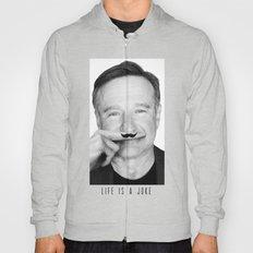 Robin Williams Life Is A… Hoody