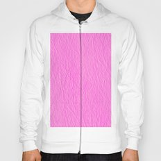 Leather Texture (Pink) Hoody
