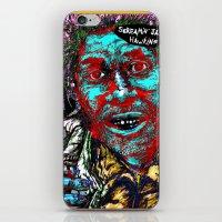 Screamin' Jay Hawkins iPhone & iPod Skin
