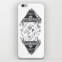 On How The Mystical Levi… iPhone & iPod Skin