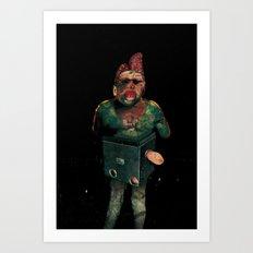VISCERALE BOX 1 Art Print