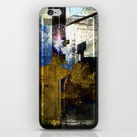 Beauty Beyond The Frame Series iPhone & iPod Skin