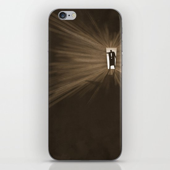 Hurry iPhone & iPod Skin