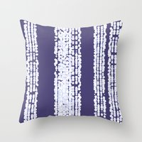 Sequenced Throw Pillow