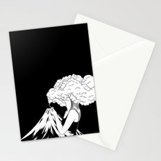 Head in the Clouds Stationery Cards