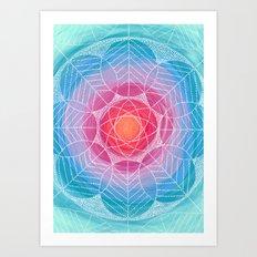love now Art Print
