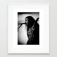 Slayer Framed Art Print