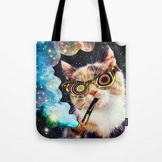 High Cat Tote Bag
