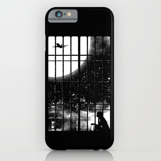 All Alone iPhone & iPod Case