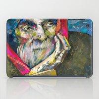 Old Man iPad Case