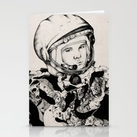 From Gagarin's Point Of … Stationery Cards