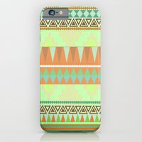 iPhone & iPod Case featuring Aztec by Elli F